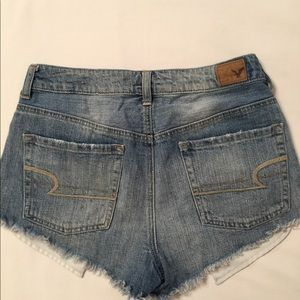 American Eagle Outfitters Shorts - American Eagle Outfitters Faded Shorts